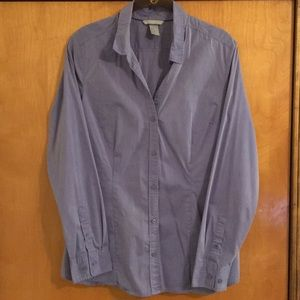 H&M Women's Fitted Button Down Shirt